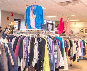 photo of Needham Community Council Thrift Store
