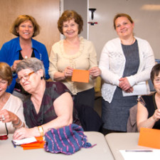 Knitting Group Accepting New Members