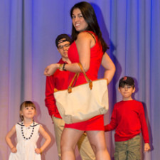 Fashion Show Highlights Quality Items at Thrift Shop