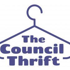 THRIFT SHOP TENT SALE